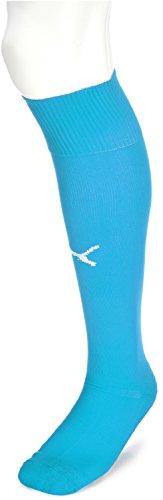PUMA Stutzen Team Socks Vivid Blue-White, 3