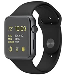 ONE PLUS XLIDDU Apple Smart Watch (42 mm) Compatible Bluetooth Smart Watch GT08 Wrist Watch Phone with Camera & SIM Card Support Hot Fashion New Arrival Best Selling Premium Quality Lowest Price with Apps Touch Screen, Multi Language with Android Ios mobile tablet iphoneBLACK By LIDDU