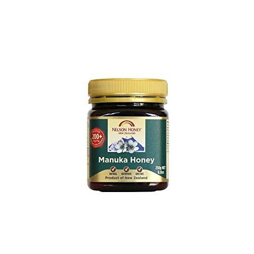 Miel Manuka Honey Nelson Active 200 + 250g