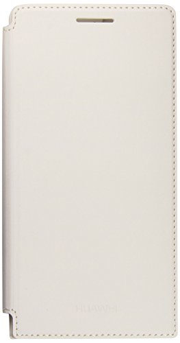 Huawei Flip Hülle für Ascend G6 weiß