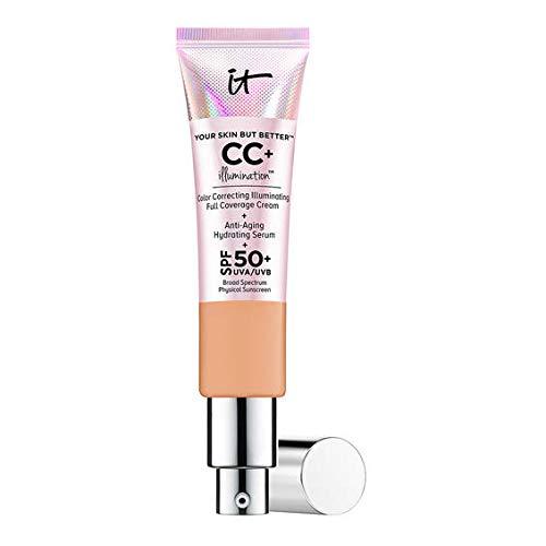 IT Cosmetics CC+ Illumination Cream SPF 50+ 32ml (Neutral Tan)