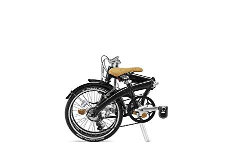 MINI Folding Bike Black - 5