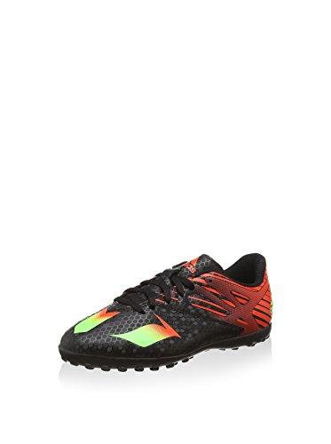 adidas Messi 15.4 Tf, Scarpe da Calcio Unisex – Bambini Black