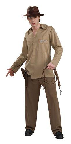 Indiana Jones Kostüm Erwachsene Standart Größen bis ()
