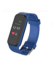 SNHWARE Bracelet Intelligent Dynamique Smartphone àécran Couleur De Rat Cardiaque Avec Podomètre De Suivi Du Sommeil