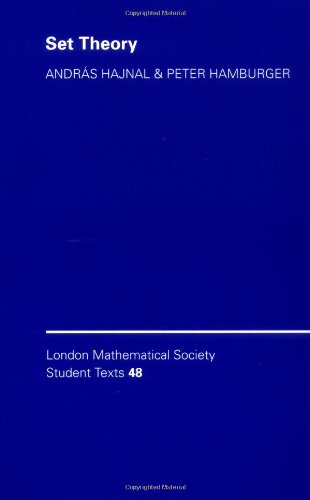 LMSST: 48 Set Theory (London Mathematical Society Student Texts)