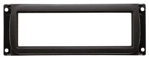 PH 3/263 Mascherina con foro ISO colore nero