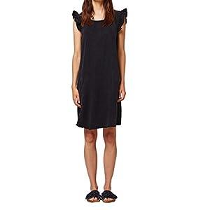 edc by Esprit 078cc1e005 Vestido, Gris (Anthracite 010), 42 (Talla del Fabricante: 40) para Mujer