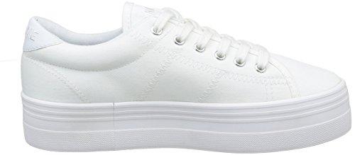 NONAME - Plato, Sneaker Donna Bianco (Blanc (White/Fox/White))