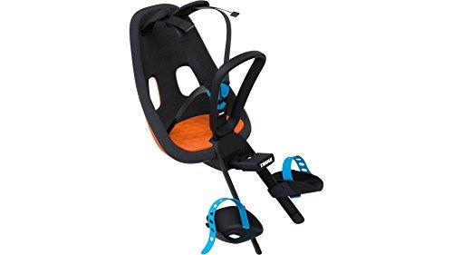 Thule Baby Vorne Angebrachter Fahrradkindersitz, orange, One Size