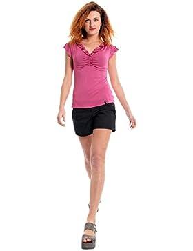 ZERGATIK Camiseta Mujer UDA2
