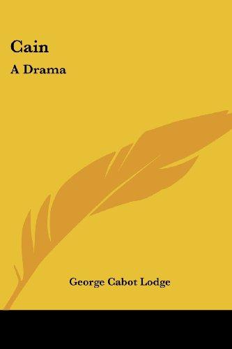 Cain: A Drama