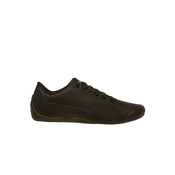 Puma-Unisex-Drift-Cat-Ultra-Reflective-Black-Sneakers-10-UKIndia-445-EU36381401