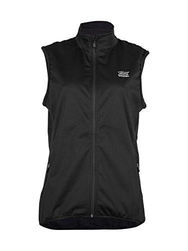 Tao Sportswear Veste Waistcoat Noir - noir