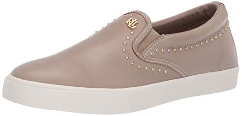 Lauren by Ralph Lauren Frauen Fashion Sneaker Braun Groesse 7 US /38 EU