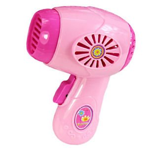 ELECTROPRIME Role Play Hair Dryer-Pink