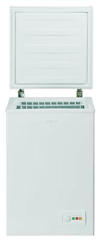 Congelateur Coffre Classe A+ - Beko HSA-11520 Congélateur Coffre 100 L Classe: