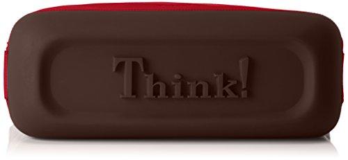 Think - Tasche_282812, Borse a spalla Donna Rosso (Rot 29)