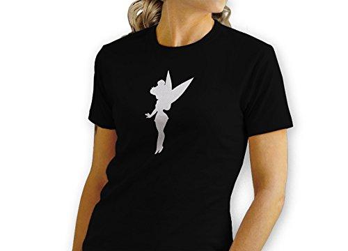 Tinkerbell - Fairy Magic - Pixie Dust - Novelty Gift - Custom Unisex Adult Tshirt (Tinkerbell Tee T-shirt)