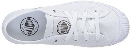 Palladium Uslex Damen Sneaker Weiß - Blanc (White/Vapor)