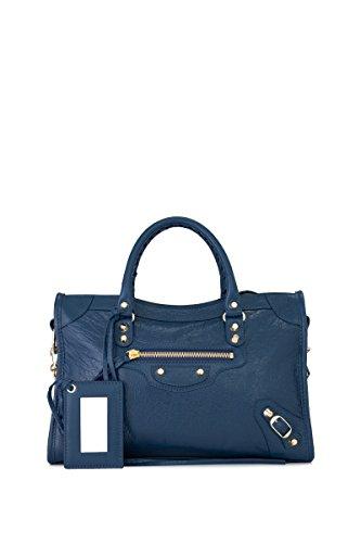 balenciaga-womens-431621d94jg4222-blue-leather-handbag