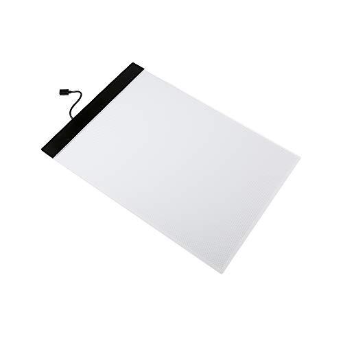 Festnight A4 LED Schreib Malerei Licht Box Tracing Board Beleuchtung Skizze Penetrieren Tabelle