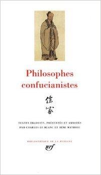 Philosophes Confucianistes [Pdf/ePub] eBook