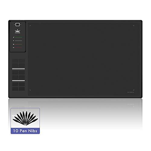 Tableta Gráfica Inalámbrica Dibujo HUION WH1409