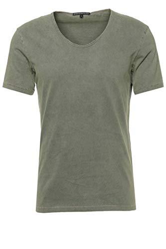 drykorn t shirt herren Drykorn T-Shirt Ravy für Herren Grün S