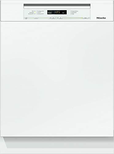 Miele G6200 SCI Geschirrspüler Teilintegriert / A+++ / 237 kWh / 14 MGD / weiß / Flexibilität für jede Beladungssituation / Auto-Open-Trockung