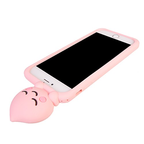 iPhone 7 Plus (5.5 inches) Coque,COOLKE Mode 3D Style Cartoon Gel Soft silicone Coque Housse étui Case Cover Pour Apple iPhone 7 Plus (5.5 inches) - 013 012