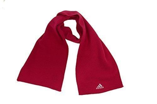 Adidas Essential Corporate-Sciarpa da donna, colore: rosa rosa Shocking Pink