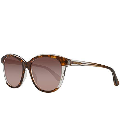 Guess MARCIANO Damen GM0757-5756F Sonnenbrille, Braun (Brown), 57