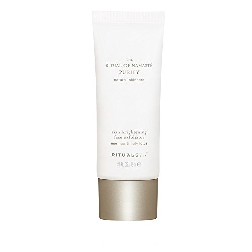 Rituals The Ritual of Namasté Skin Brightening Face Exfoliator Peeling, 75 ml