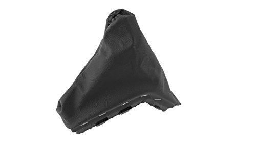 Pommeau de levier de vitesse avec soufflet noir + Cadre de frein à main