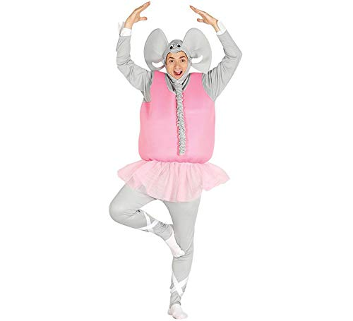 Rosa Elefant Kostüm Für Erwachsene - rosa Männer Elefanten Ballerina Junggesellenabschied Rock
