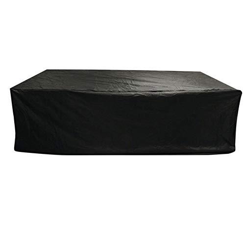 Cube Chair Tisch (BEAUTY--Abdeckhauben Cube Patio Garden Schutzhülle 6 Sitzplätze Rattan Möbelbezug 213 X 132 X 74 cm Bench Chair Wasserdicht Staubdicht)