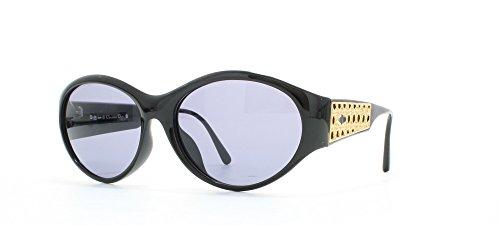 Christian Dior Damen Sonnenbrille schwarz schwarz