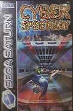 Cyber speedway - Saturn - PAL