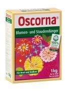 Oscorna Blumen- und Staudendünger, 2,5 kg von Oscorna - Du und dein Garten