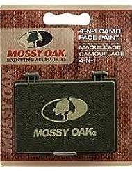 Mossy Oak 4 Color Make Up Kit (Assorted) by Mossy Oak