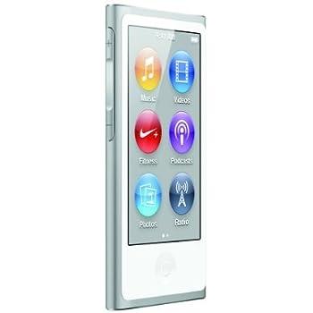 Apple iPod Nano 16GB, colore: Argento