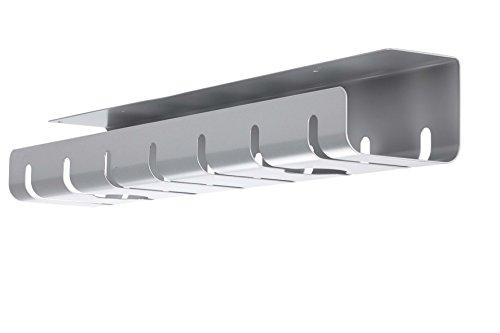 ROLINE 17.03.1302 canaleta para - Cable (Bandeja portacables Recta, Aluminio, Plata, 110 mm, 80 mm, 5,3 m)