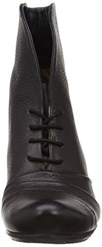 Dkode Cassia, Boots femme Noir (Black)