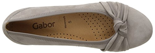 Gabor Fashion, Ballerines Femme Marron (visone 12)