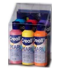 Creall havo92010480ml Sortiment Havo Perlglanz Paint Set (6-teilig) -