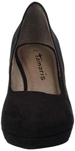 Tamaris 22434, Scarpe con Tacco Donna Nero (Black 001)