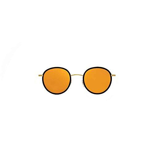 Spektre morgan flat occhiali da sole uomo donna alta protezione oro