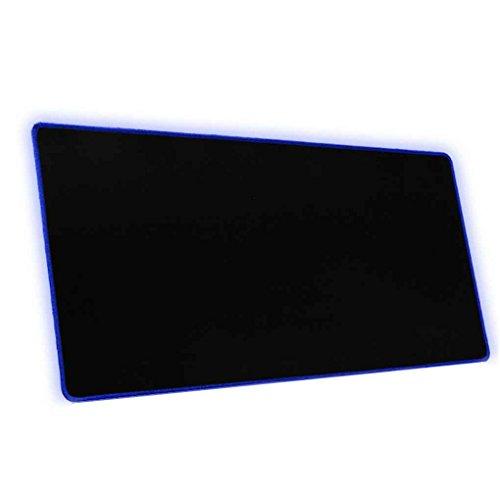 Fish 300x600mm grande Gaming Mouse Pad bloqueo Borde