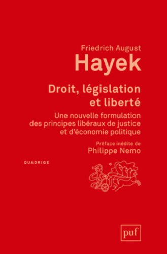 Droit, lgislation et libert